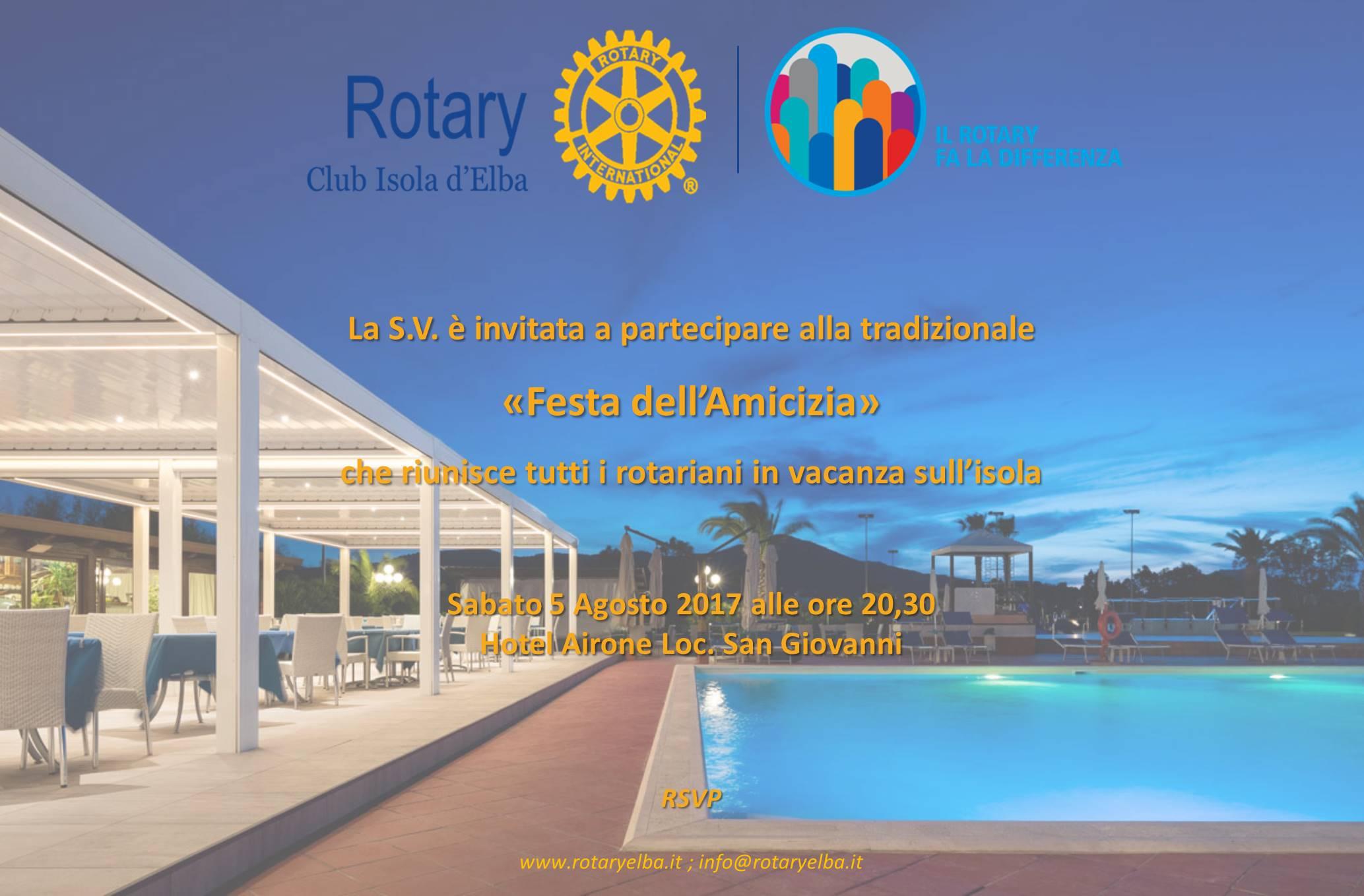 Invito Rotary